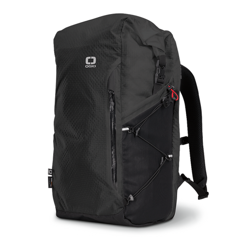 Ogio Fuse Rolltop 25 Backpack - Black