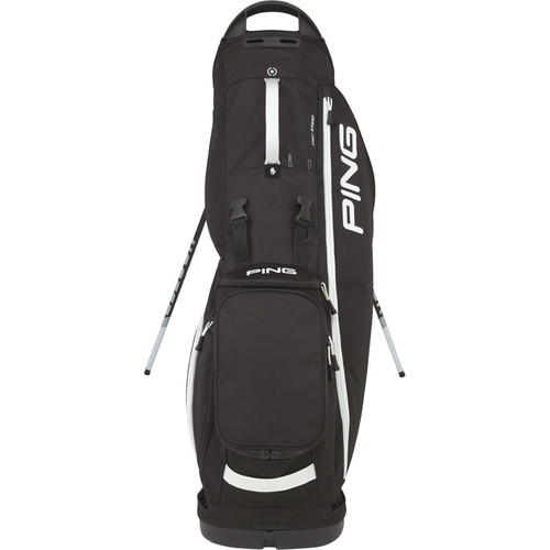 Ping Hoofer Lite Personalized Stand Bags - Black
