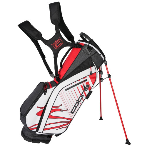 Cobra Ultralight Stand Bag 2020 - Black / High Risk Red Cobra Ultralight Stand Bag 2020 - Black / Yellow
