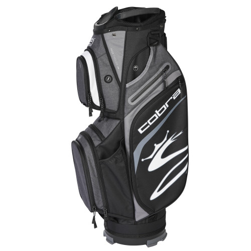 Cobra Ultralight Cart Bag 2020 - Black