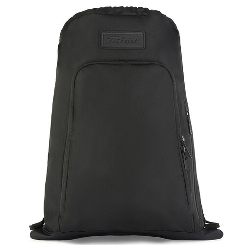 Titleist Personalized Players Sack Pack - Charcoal / Black