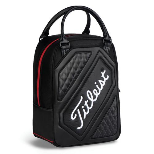 Titleist Shag Bag - Black / Black / Red