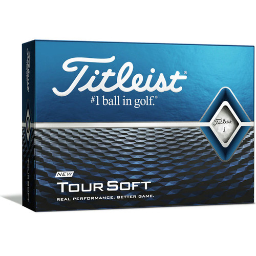 Titleist Tour Soft Dozen Golf Balls 2020