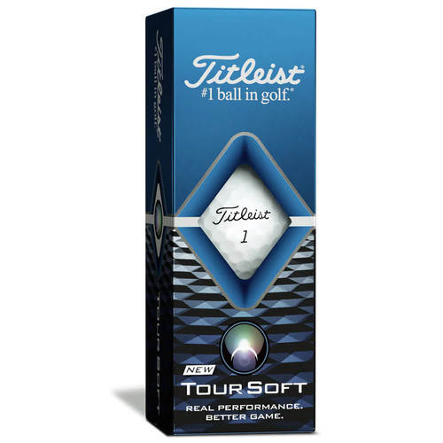 Titleist Tour Soft Dozen Golf Balls 2020