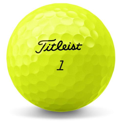 Titleist Tour Soft Yellow Dozen Golf Balls 2020