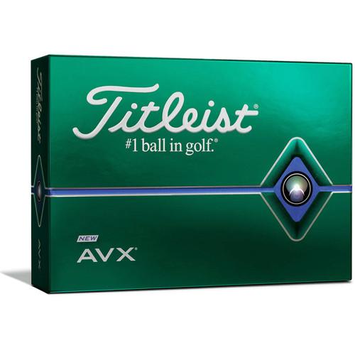Titleist AVX Dozen Golf Balls 2020