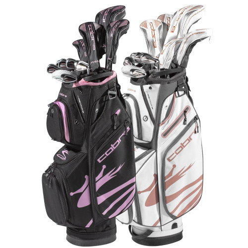 Cobra F-Max Airspeed Womens Complete Sets
