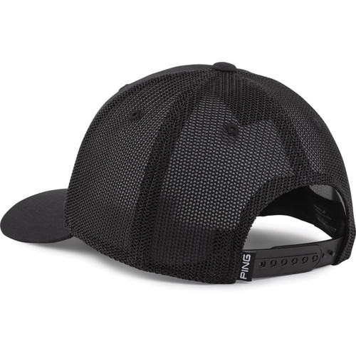 Ping The Bruce Cap - Black
