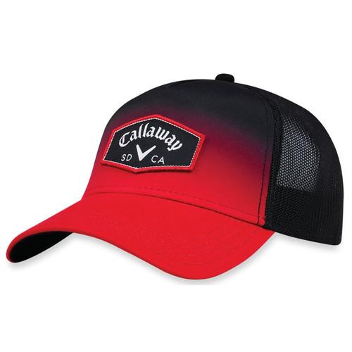 Callaway SD CA Trucker Cap - Red