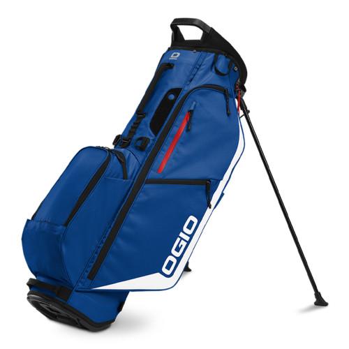 Ogio Fuse 4 Stand Bag - Cobalt