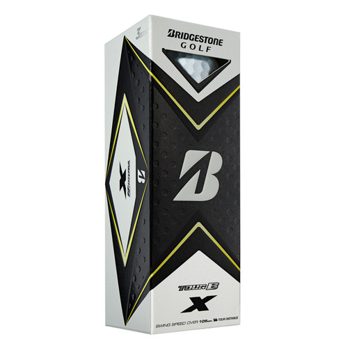 Bridgestone Tour B X Dozen Golf Balls 2020