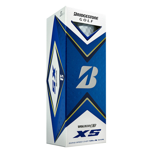 Bridgestone Tour B XS Dozen Golf Balls 2020