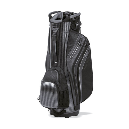 BagBoy Shield Cart Bag - Carbon Fiber / Black / Charcoal