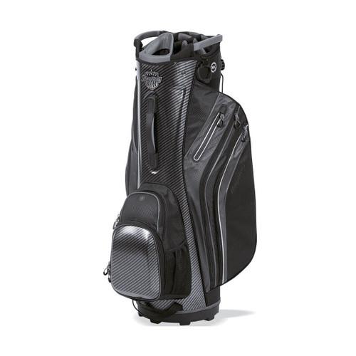 BagBoy Shield Cart Bag - Carbon Fiber / Black / Charcoal