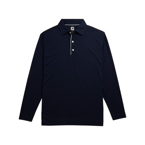 FootJoy Long Sleeve Sun Protection Shirt - Navy (26234)