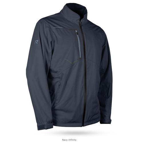 Sun Mountain Rainflex Jacket - Navy / Infinity