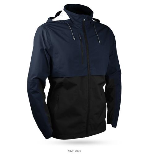 Sun Mountain Stratus Jacket - Navy / Black