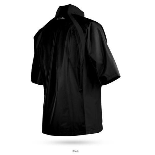 Sun Mountain Cumulus Short Sleeve Pullover - Black