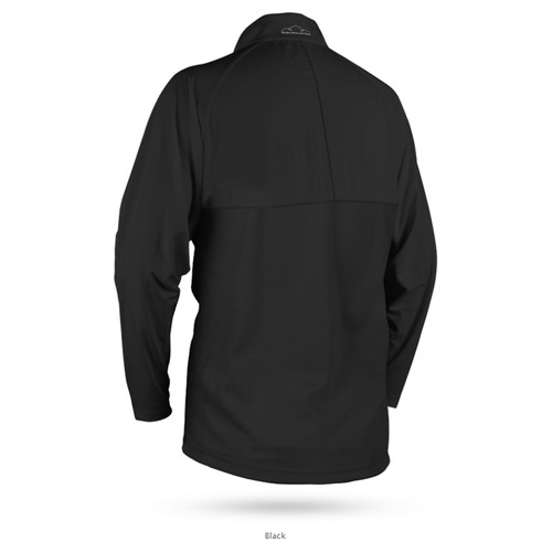 Sun Mountain Second Layer Pullover - Black