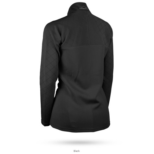 Sun Mountain Womens ThermalFlex Jacket - Black