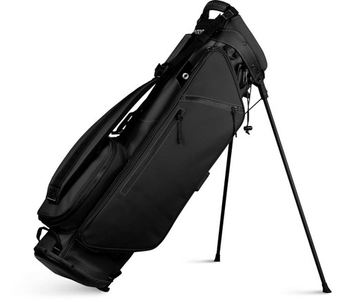 Sun Mountain Metro Stand Bag - Black / White