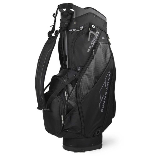 Sun Mountain Tour Series Cart Bag - Black
