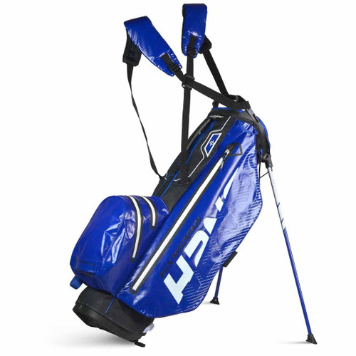 Sun Mountain H2NO Superlite Stand Bag - Black / Blue / White