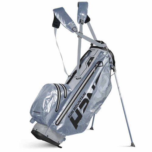 Sun Mountain H2NO Superlite Stand Bag - Cadet / Nickel