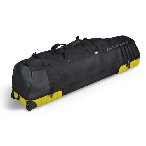 Sun Mountain Kube Travel Cover - Bumble Bee / Black