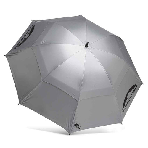 "Sun Mountain 68"" Auto UV Umbrella - Silver"