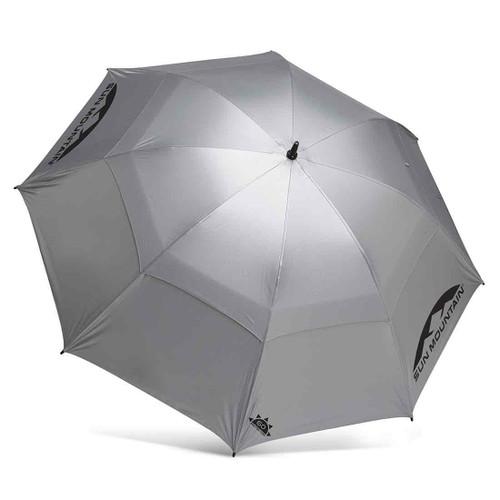 "Sun Mountain 68"" Auto UV Umbrella - Silver"