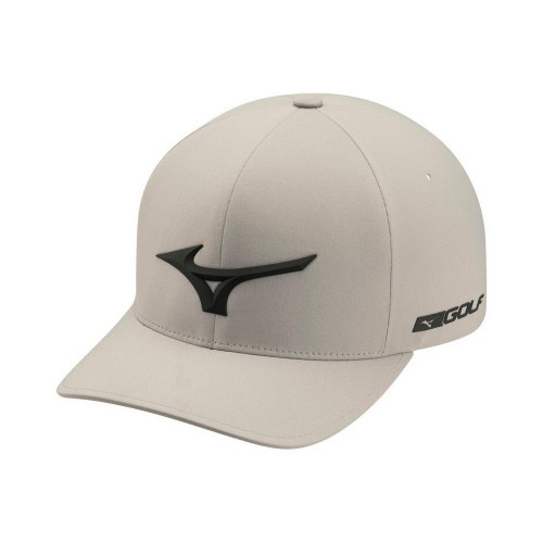 Mizuno Tour Delta Fitted Cap 2021 - Grey