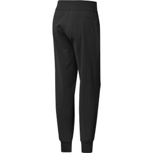 Adidas Womens Stretch Woven Jogger - Black