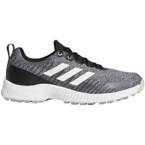 Adidas Womens Response BOUNCE 2 SL Golf Shoes - Black / White / Clear Brown