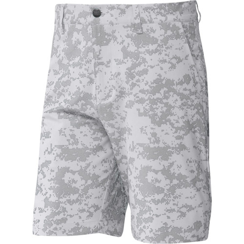 "Adidas Ultimate 365 Camo 8.5"" Shorts - Grey Two"