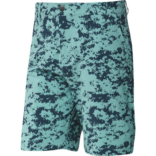 "Adidas Ultimate 365 Camo 8.5"" Shorts - Wild Teal"
