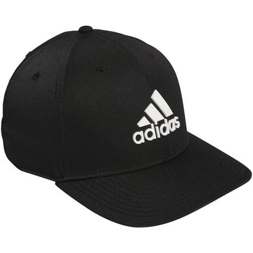 Adidas Tour Snapback Golf Cap - Black