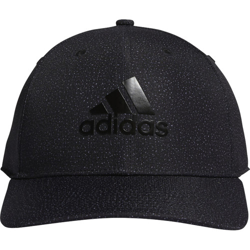 Adidas Digital Print Golf Cap - Black