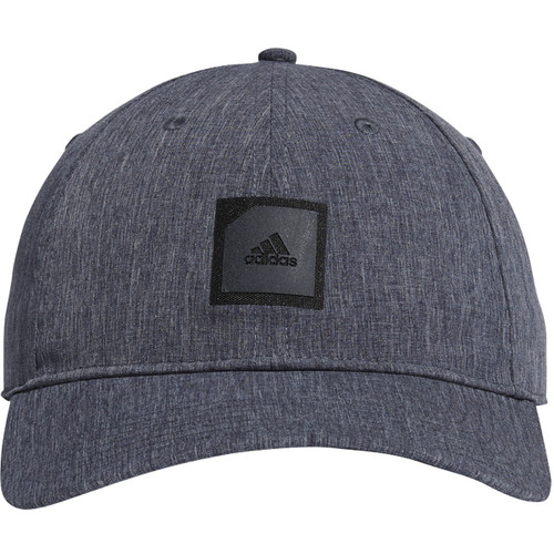 Adidas Adi Heather Relaxed Cap - Crew Navy