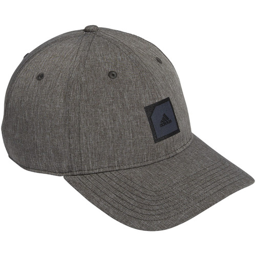 Adidas Adi Heather Relaxed Cap - Grey Three