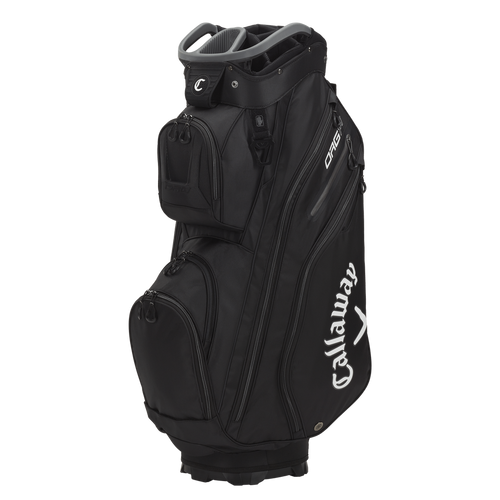 Callaway ORG 14 Cart Bag 2021 - Black / Charcoal / White