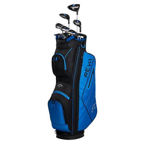 Callaway REVA Womens 8 Piece Complete Set - Blue