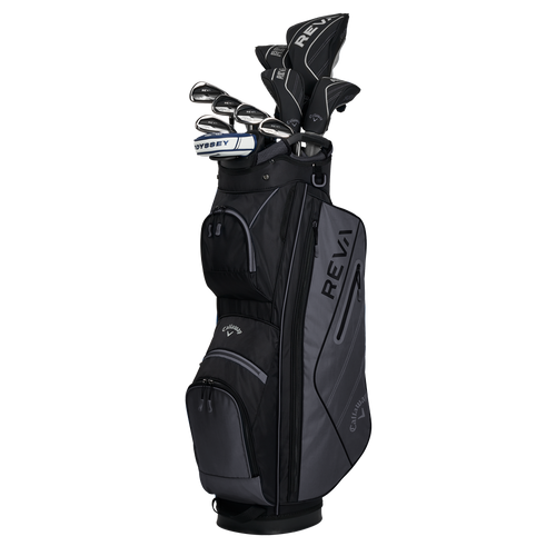 Callaway REVA Womens 11 Piece Complete Set - Black