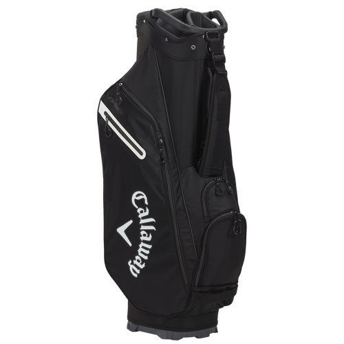 Callaway Org 7 Cart Bag 2021 - Black / Charcoal / White