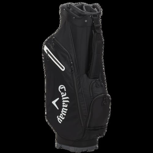 Callaway Org 7 Cart Bag 2021 - Black / Charcoal / White