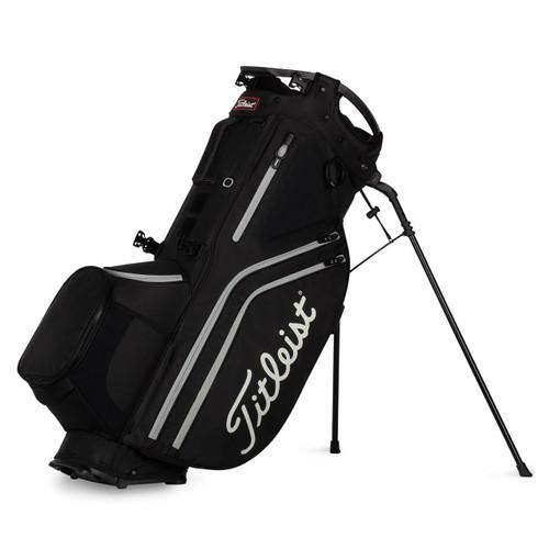 Titleist Hybrid 14 Golf Bag 2021 - Black / Gray