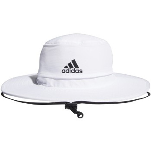 Adidas Golf UPF Sun Hat - White