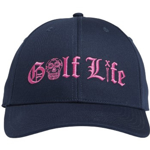 Adidas Golf Life Hat - Crew Navy