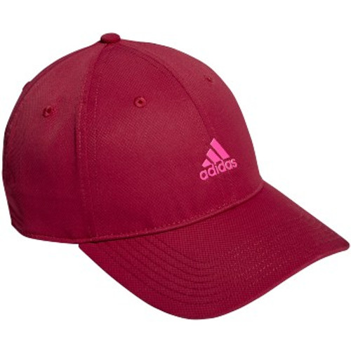 Adidas Womens Tour Badge Hat  - Wild Berry