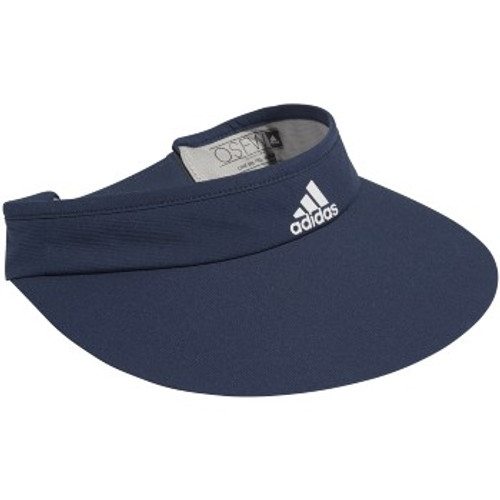 Adidas Womens Wide Brim Tour Visor - Crew Navy